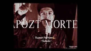 Suicida - Rapozt Mortem.