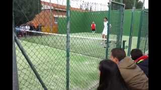 preview picture of video 'Puntos finales Torneo Apertura Enjoy and Padel (Villalbilla) Madrid 2012 (1 de 4)'