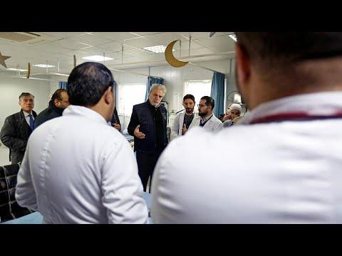 العرب اليوم - شاهد: أوروبا تؤكّد دعمها المالي للبلدان المضيفة للاجئين السوريين