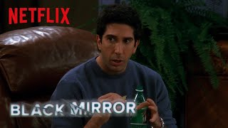Download Youtube: Black Mirror & Friends | The One Where Ross Invents San Junipero | Netflix