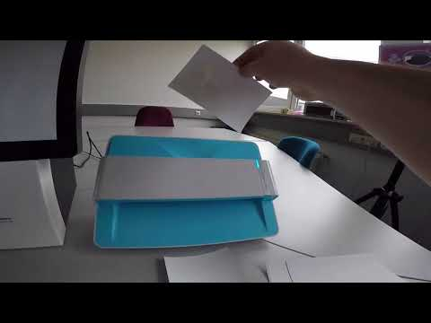 Silverlab Kiosk mit  Schnellscanner z300