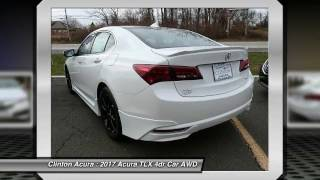 2017 Acura TLX North Clinton NJ 37131