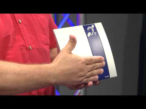 Williams Sound HotSpot Hearing System, PLA-90 Portable Induction Loop – Overview | Full Compass