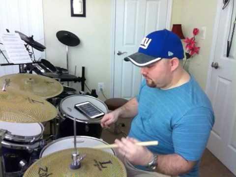 """Zac Treby's Drum Studio International: """"40 Rudiments: Triple Ratamacue"""""""