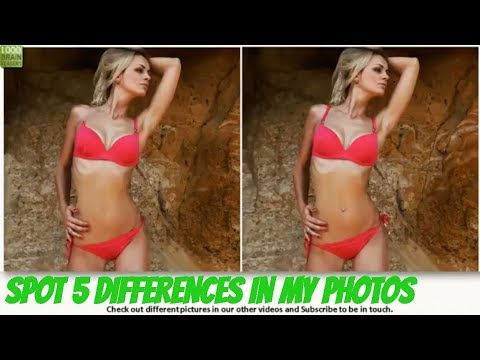 SPOT THE DIFFERENCE #183. Only 22% of people can spot all the differences