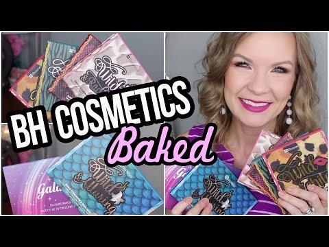 Wild Child Baked Eyeshadow Palette by BH Cosmetics #7
