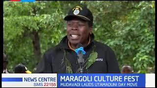 ANC Party leader Musalia Mudavadi celebrates Maragoli Culture