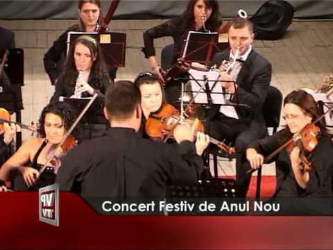 Concert Festiv de Anul Nou