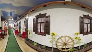 Виртуальный 3D тур отеля. Видео на 360 градусов.