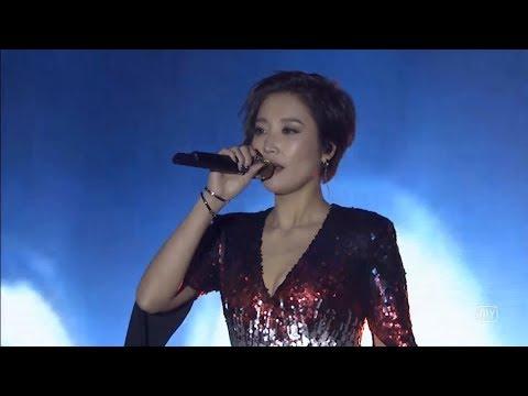 A-Lin《一直走》LIVE - BAZAAR MEN 芭莎男士2017年巔峰人物年度盛典