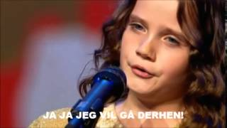 AMIRA O BABBINO CARO, TIL FACEBOOK danske undertekster danish subtitels