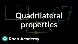 Quadrilateral Properties