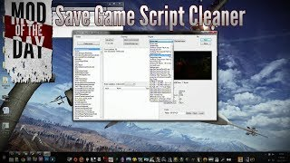 Save Game Script Cleaner TUTORIAL