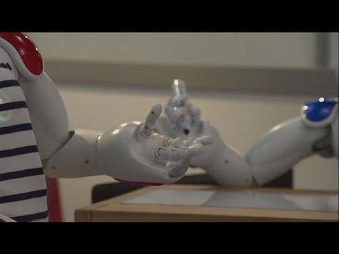 Innorobo: Η έκθεση για τα ρομπότ στη Λυών – hi-tech