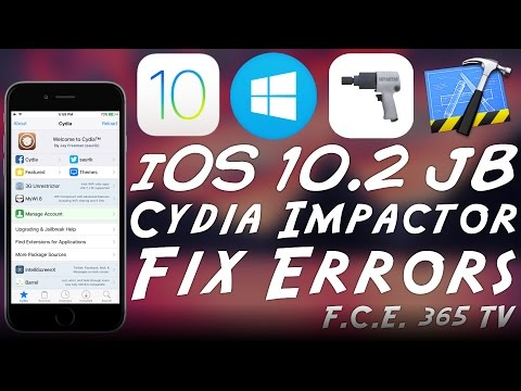 iOS 10 2 Jailbreak - How to Fix Cydia Impactor Certificate