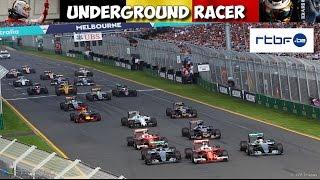 FR - F1 Grand Prix D'Australie 2016