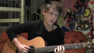 Paradise Coldplay Cover Acoustic