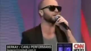 Berkay - Lolita 2011 (CNN Türk Canlı Performans)
