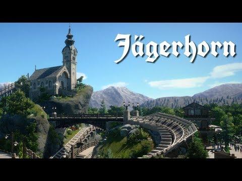 Planet Coaster - Jägerhorn