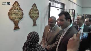 مصر العربية   انطلاق فعاليات القافلة الثقافية بقصر ثقافة بني سويف