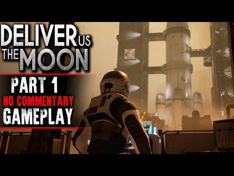 Gameplay de Deliver Us The Moon