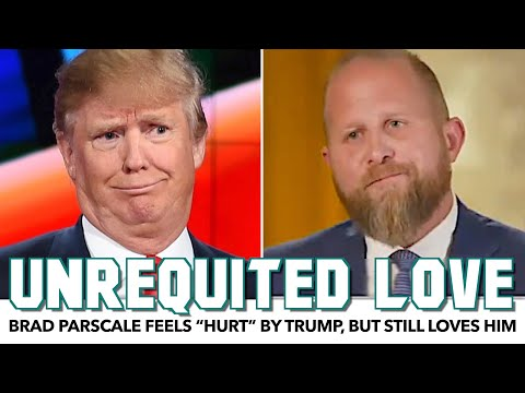 "Brad Parscale Feels ""Hurt"" By Trump, But Still Loves Him"