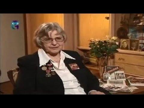 Валентина Горбушина, ветеран труда, житель блокадного Ленинграда
