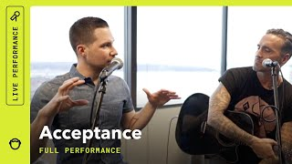 Napster Live from The Green Room - Acceptance (Full Performance)