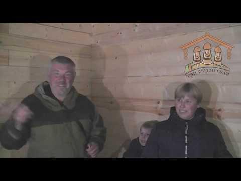 Миронова И.Н. - видеоотзыв о строительстве