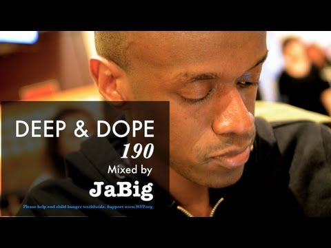 Deep House Music Relaxing Playlist for Studying and Concentration - DEEP & DOPE 190 Mix by JaBig