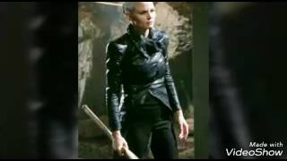 Once Upon A Time- Angel with a Shotgun