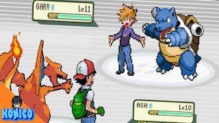 "Pokemon Parody   ""Ash Vs Gary Pokemon Battle"""