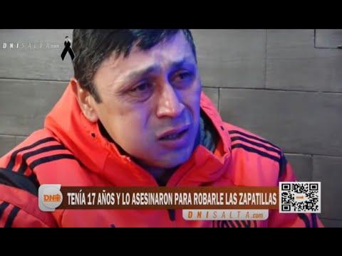 Video: DNI TV: Lo mataron para robarle las zapatillas y el caso del peluquero Matías Ruíz