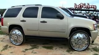 2010 Chevrolet Tahoe on 30