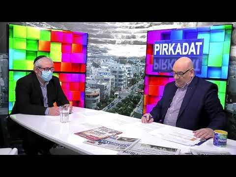 PIRKADAT Breuer Péterrel: Fináli Gábor