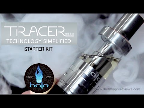 Halo Cigs: Tracer Mod Starter Kit Review