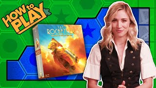 How to Play The Rocketeer: Fate of the Future