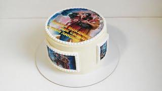 "Вафельная картинка на торт brawl stars 2 от компании Интернет-магазин ""Мила-Тамила"" - видео"
