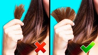 35 MAGIC HACKS FOR YOUR HAIR