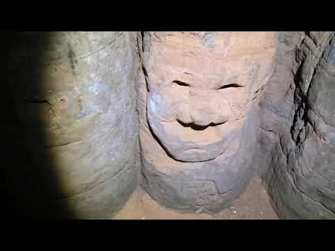The Knights Templar Cave: Caynton Cave