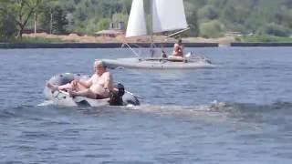 Лодки пвх фрегат м 3