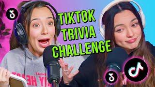 How Well Do We Know TikTok?! *TRIVIA CHALLENGE - Twin My Heart Season 3 PODCAST w/ Merrell Twins