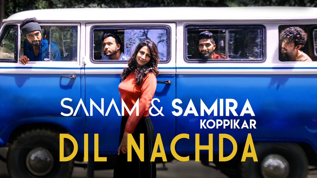 Dil Nachda Hindi lyrics