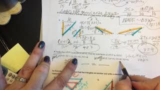 Geometry 8.3 Practice