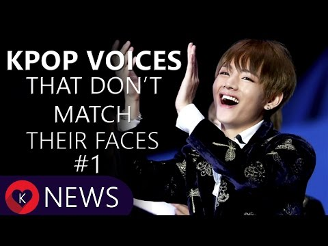 KPOP VOICES THAT DON'T MATCH THEIR FACES #1