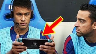 Famous Footballers That Became Professional GAMERS!