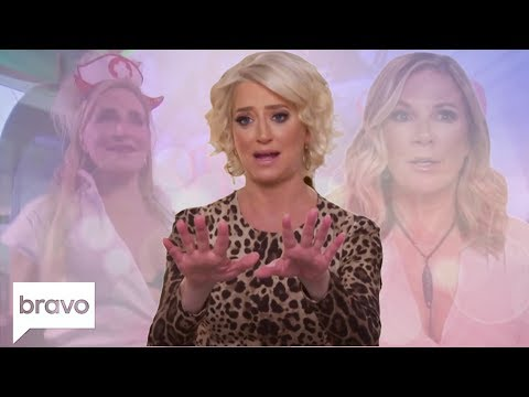 Drama Behind the RHONY Halloween Party | Real Housewives of New York (S11 E10) | Bravo