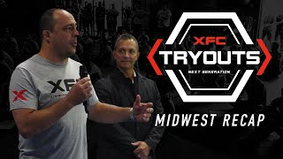 XFC President Myron Molotky & XFC matchmaker Eduardo Duarte discuss the latest Midwest tryouts.