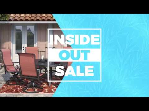 Inside Out Sale - 2018