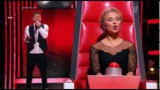 Голос 2 сезон Георгий Меликишвили - O sole mio
